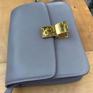 Celine cross body Leather bag